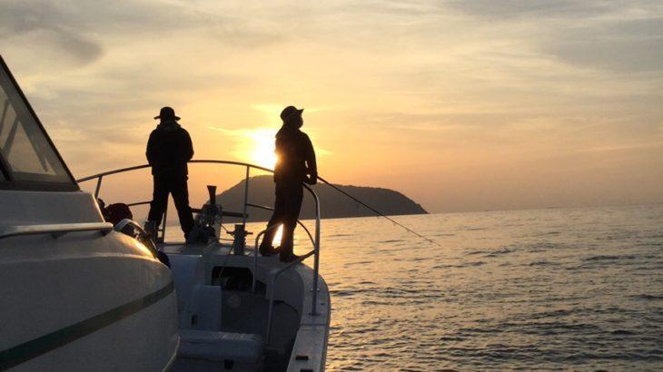 そろそろ魚釣りしませんか🎣9月7日(土)、8日(日)隠岐の島ジギング受付中!!