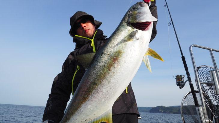 5月5日  隠岐の島キャスティング&中深海ジギング!  キャスティングでは一投目から良型が釣れました!ジギングは良型のヒラマサの活性が高く良く釣れました!