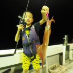 7月28(日)  イカメタル    30〜70杯  船中470杯 (10名) 今回のトップは、高校生の70オーバーでした✨大物賞は、小学三年生でした✨全体的にサイズも良く楽しい釣りが出来たと思います🎣✨