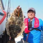 9月20日(日) 近海ジギング! 想定外のシケと、魚の活性も悪く苦戦しました💦