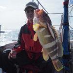 10月31日(土) シケ予報の為、出船をかなり遅らせての近海ジギングに行って来ました💦 魚の活性は今イチでしたが、スピネギで攻めてた方は良く釣れてました!